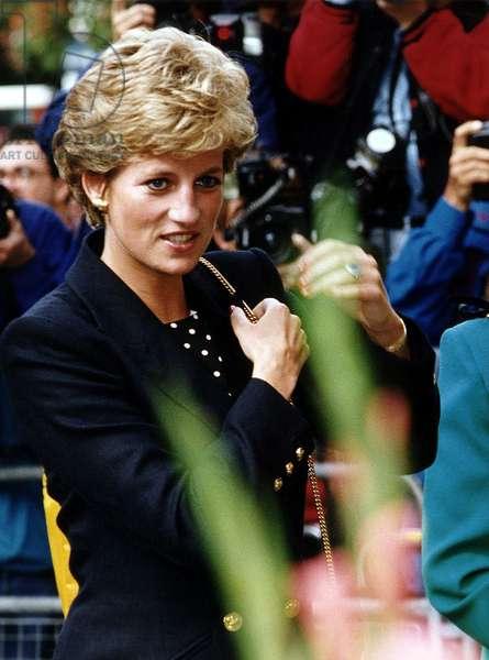 Princess Diana Portraits, September 1993 (photo)