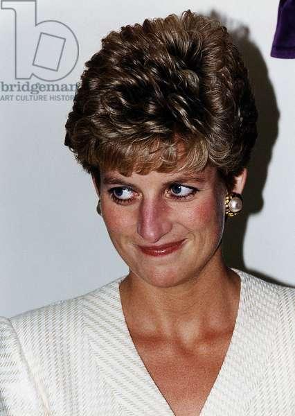 Princess Diana, June 1993 (photo)