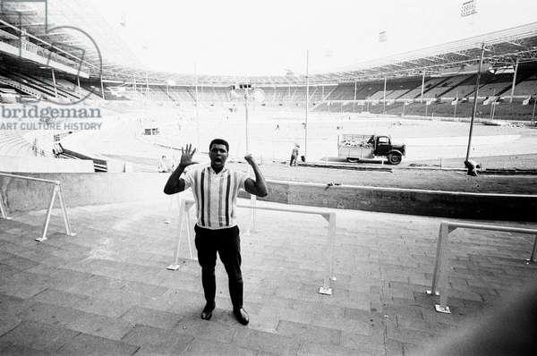 Muhammad Ali, June 1966