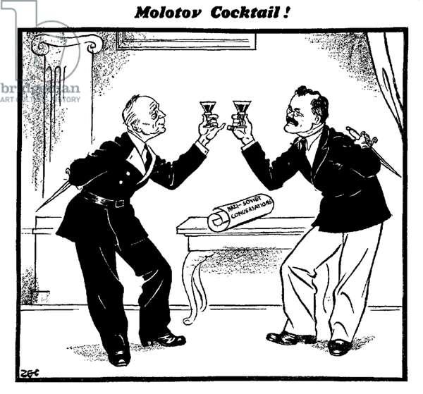 Molotov Cocktail! 12th November 1940