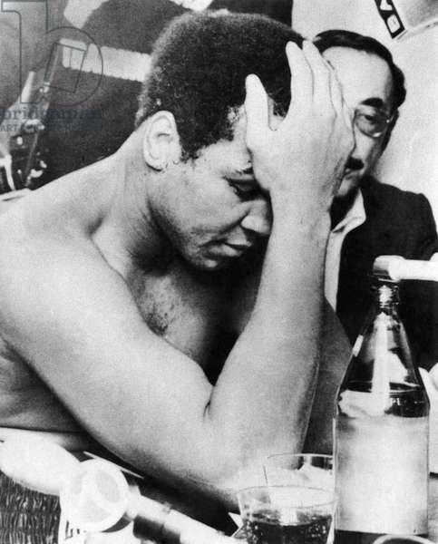 Muhammad Ali, September 1976