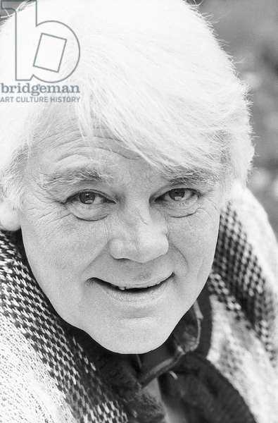 Tony Booth, August 1987