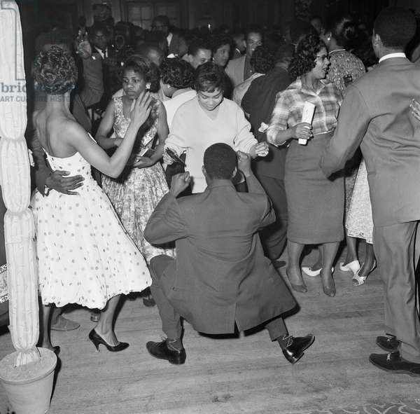 Dancing at the Notting Hill Carnival, 1959