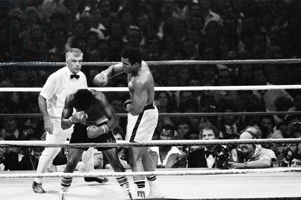 Muhammad Ali, September 1978