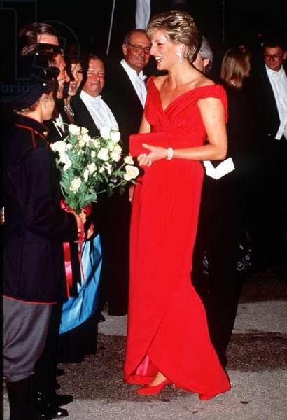 Princess Diana, August 1996 (photo)