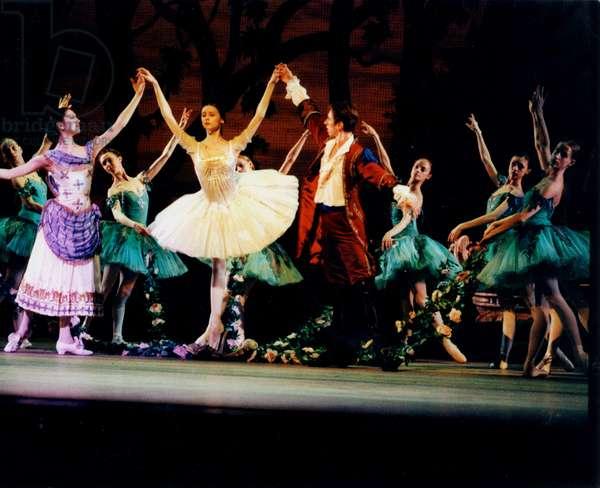 Sleeping Beauty by Tchaikovski