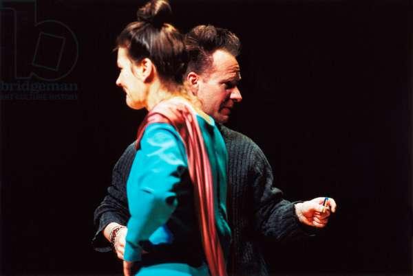 Peter Sellars  and Lorraine Hunt Lieberson