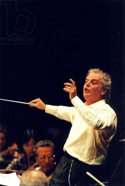 BARENBOIM Daniel  conducting