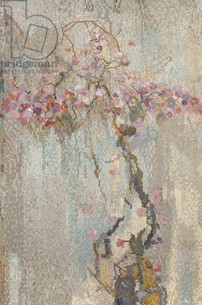 Flowers, 1914 (mosaic)