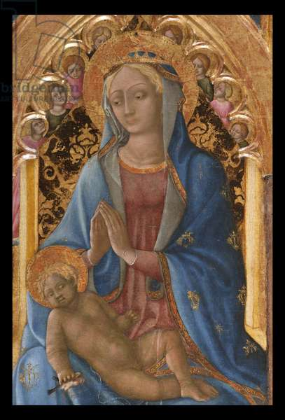 Madonna and Child, 15th century