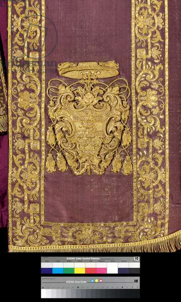 Purple Cope, detail