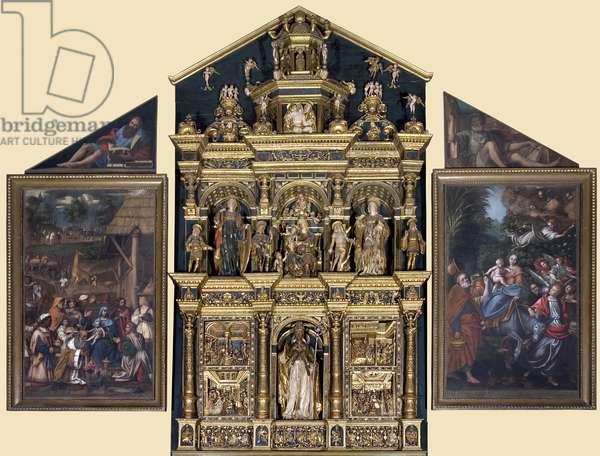 Sant'Abbondio Altar, 1513-16