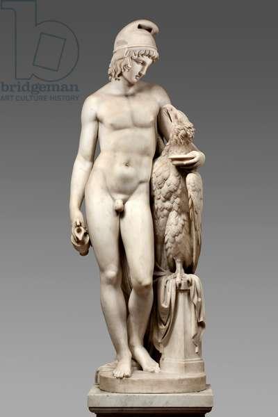 Ganymede with the Eagle of Jupiter