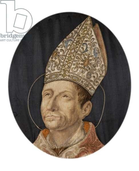Portrait of San Carlo Borromeo, 1610