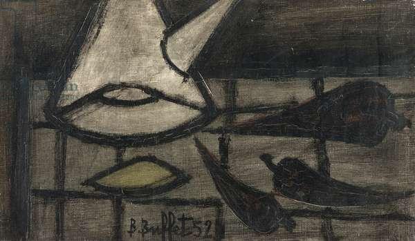 Natura morta, 1952