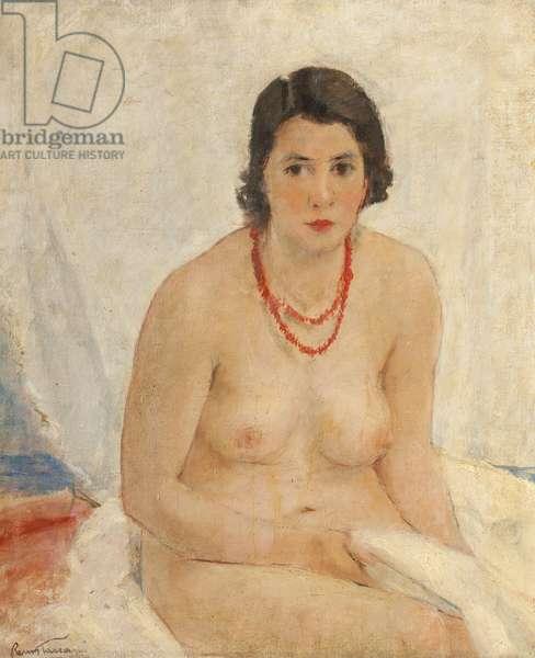 Nudo di donna, 1936