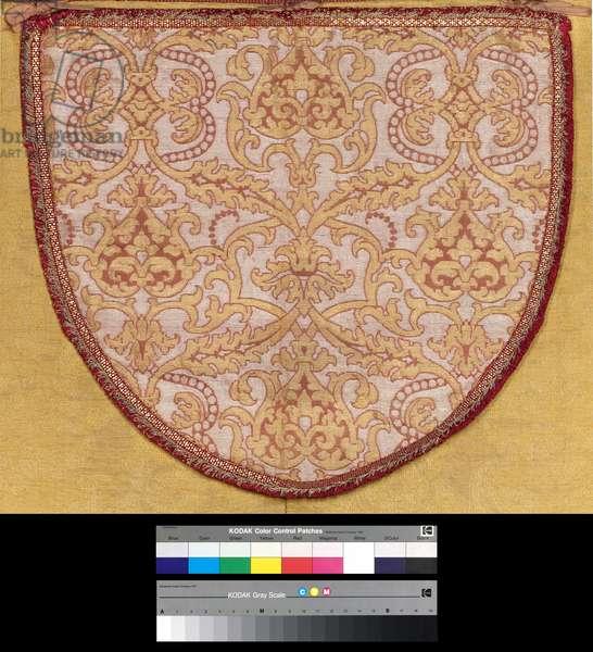Cope of Charles Borromeo, detail