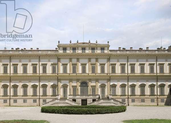 Royal Villa, Monza, Lombardy, Italy (photo)
