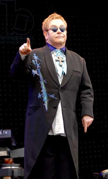 Elton John - English
