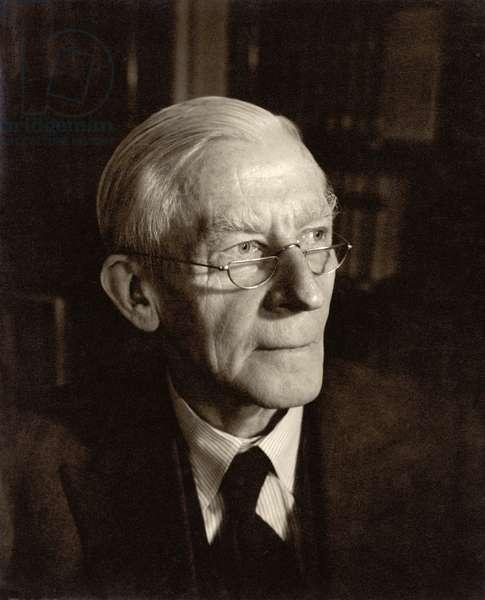 Edgar Douglas Adrian (1889-1977) 1st Baron Adrian