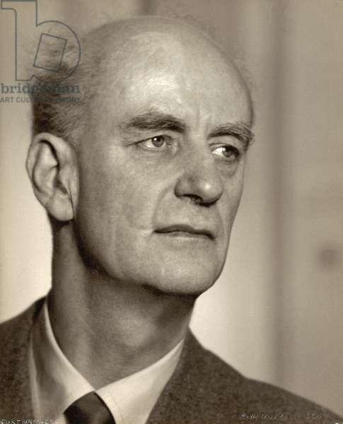 Wilhelm Furtwangler (1886-1954) (b/w photo)