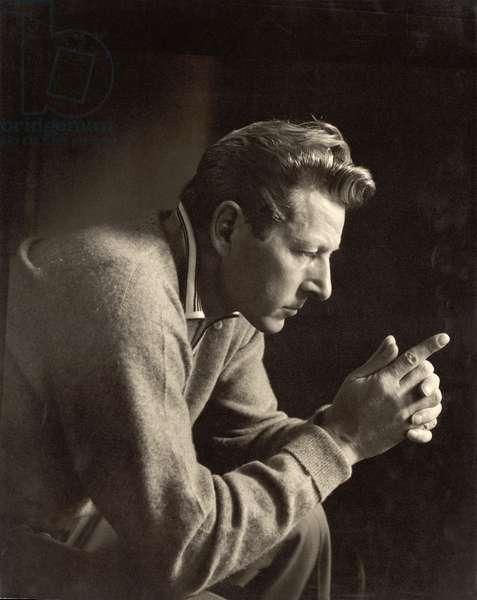 Danny Kaye (1913-87) (b/w photo)
