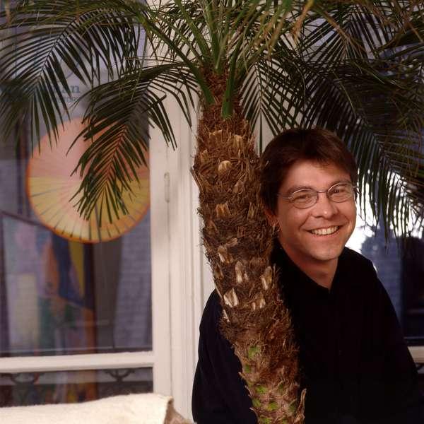 Eric Tanguy, Paris, France, 2002 (photo)