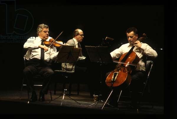 Trio Josef Suk, 1988 (photo)