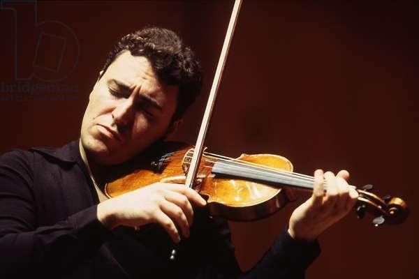 Maxim Aleksandrovich Vengerov, 2001 (photo)