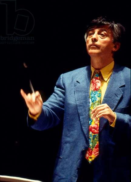 Arturo Tamayo, Paris, France, 1994 (photo)
