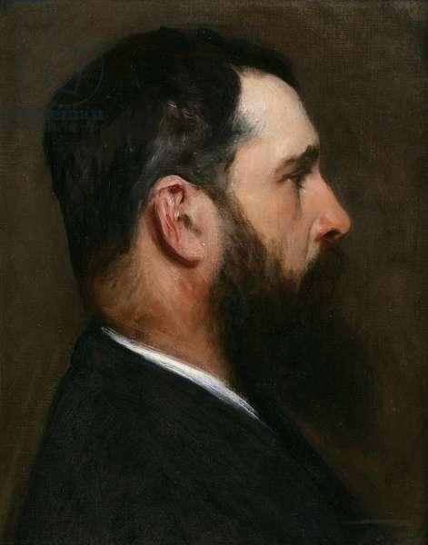 Claude Monet, 1887 (oil on canvas)