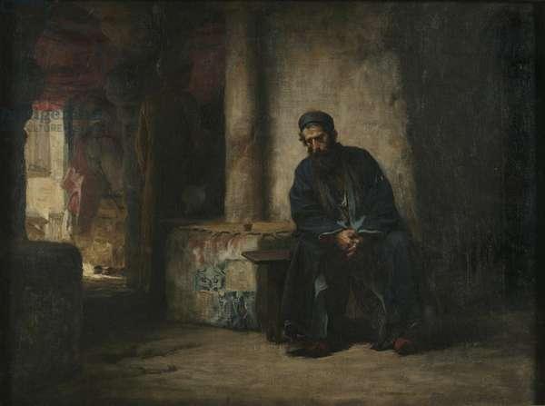 Oriental Interior, 1882 (oil on canvas)