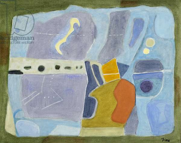 Untitled, 1998-2000 (oil on canvas)