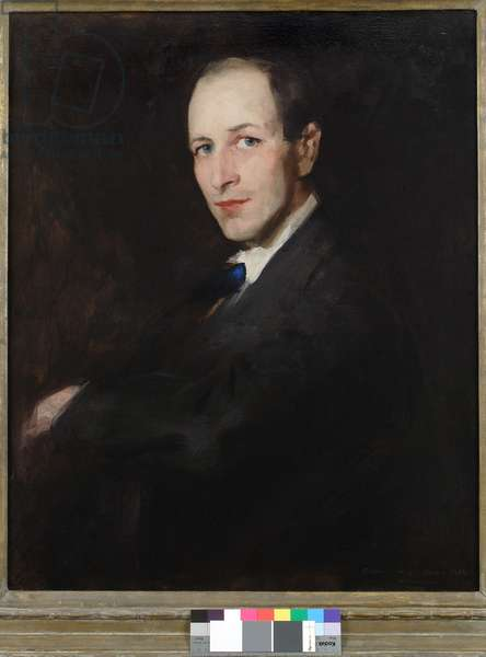 George W. Bellows, 1911 (oil on canvas)