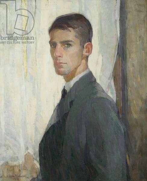 Self-Portrait, 1919 (oil on canvas)