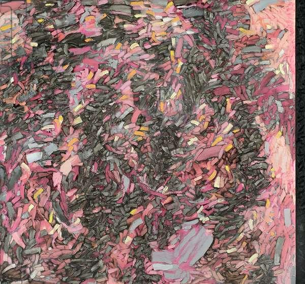 Celebration, 2007-09 (oil on canvas)