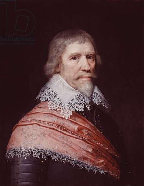 Sir Edward Cecil, 1st Viscount Wimbledon, 1631 (oil on panel)