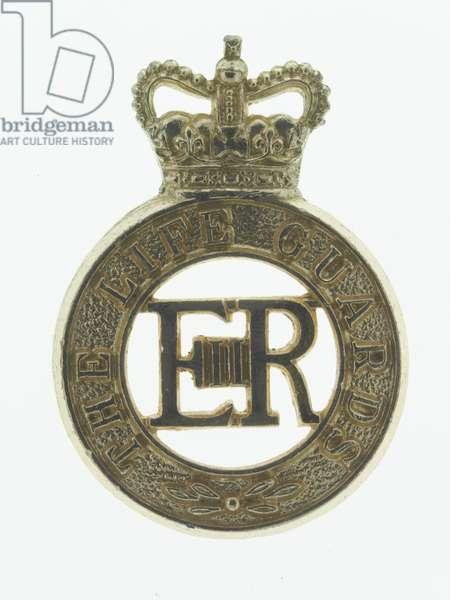 Cap badge, c.1958 (metal)