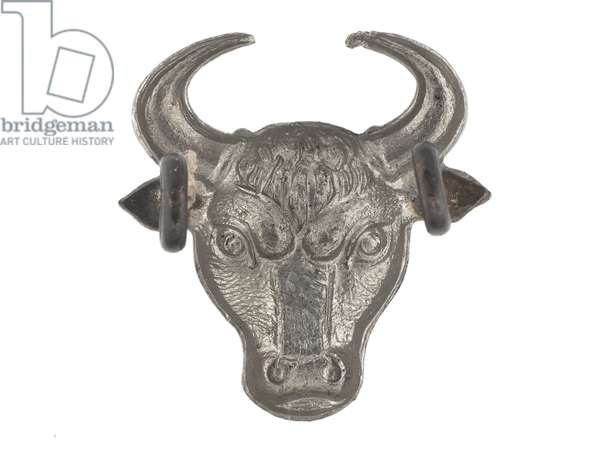 Collar badge, Coorg and Mysore Rifles, 1884-1917 and 1933-1947 (metal)