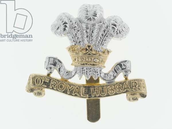 Cap badge, c.1960 (metal)