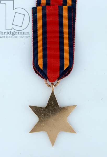 Burma Star 1941-45, Colonel John Anthony Stafford Fearfield, Royal Signals and Force 136, Special Operations Executive (metal)