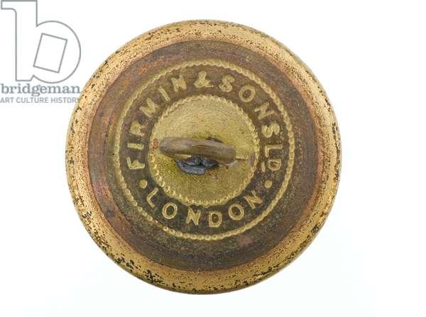 Button, Bombay Staff Corps, 1876-1891 (gilt)