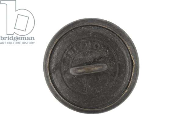 Button, Northern Bengal Mounted Rifles, 1873-1889 (brass)