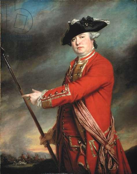 Lieutenant Colonel Francis Smith (1723-91) 1764 (oil on canvas)