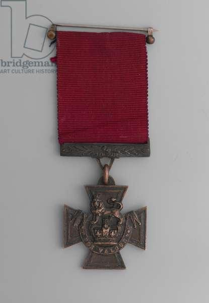 Victoria Cross, Trooper Herbert Stephen Henderson, Rhodesia Horse, Bulawayo Field Force, 1896 (metal)