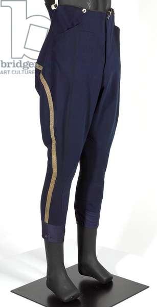 Pantaloons, HRH The Duke of Connaught, 3rd Zieten Hussars, German Army, pre-1914 (pantaloons)