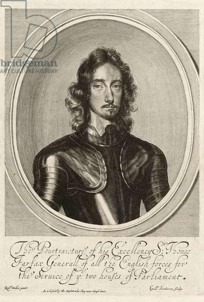 Sir Thomas Fairfax, c.1645 (engraving)