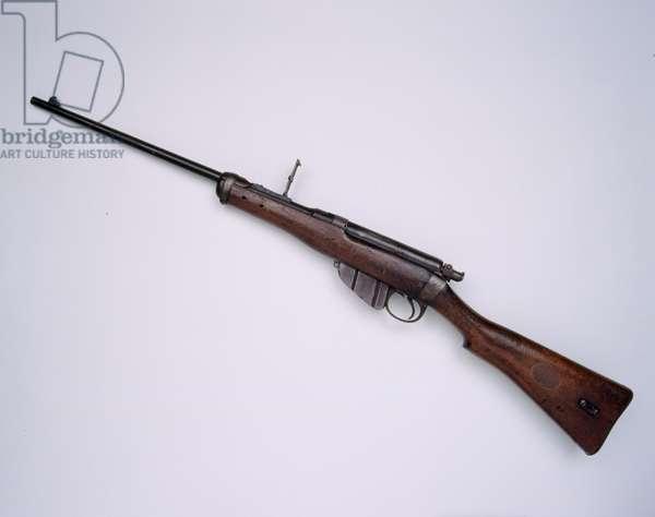 'Sporterized' Lee Enfield .303 in Mk I magazine carbine, 1899