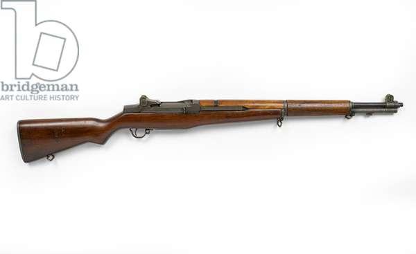 M1 .30 in Garand self-loading rifle, c.1939 (rifle, self-loading, Garand, .30 in M1)