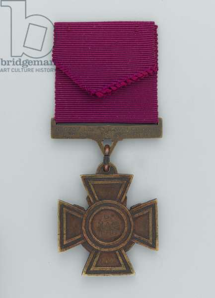 Victoria Cross, Acting Corporal William Cotter, 6th Battalion, The Buffs (East Kent Regiment), 1916 (metal)